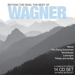 Beyond the Ring: The Best of Wagner [Box Set]