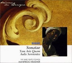 Biber: Sonate Tam Aris Quam Aulis Servientes /Rare Fruits Council * M Kraemer