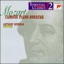 Mozart: Sonatas for piano No 11-16; Sonatas for piano No 18 & 19
