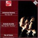 Dvorak: Trio No4; Brahms: Piano Trio in C No2, Op87