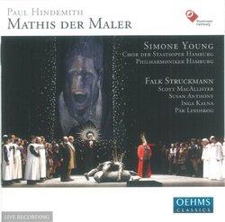Hindemith: Mathias Der Mahler