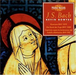 Bach: The Works for Organ, Vol. 17