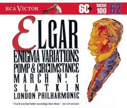 RCA Victor Basic 100, Vol. 62- Elgar: Enigma Varations