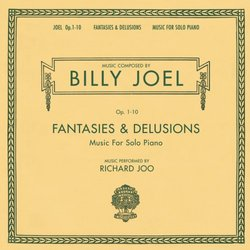 Billy Joel: Fantasies & Delusions (Music for Solo Piano)