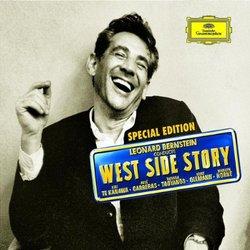 Leonard Bernstein Conducts West Side Story [CD+DVD]