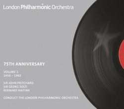 London Philharmonic Orchestra: 75th Anniversary, Vol. 2
