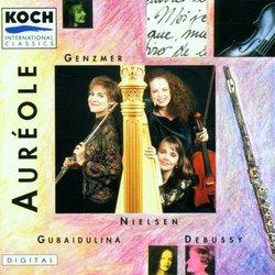 Trio for Flute, Viola & Harp