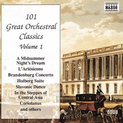 101 Great Orchestral Classics 1