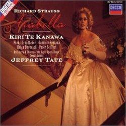 Richard Strauss - Arabella / Kiri Te Kanawa, ROH, Tate