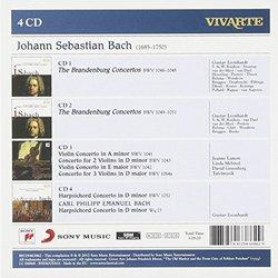 Bach: The Brandenburg Concertos / Violin Concertos / Harpsichord Concertos