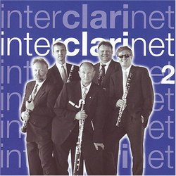 Interclarinet 2 - 18 Works of 20th c Composers (Farao Classics)