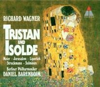 Wagner: Tristan und Isolde / Meier, Jerusalem, Lipovsek, Struckmann, Heilmann, Botha; Barenboim