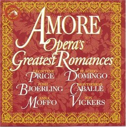 Amore: Opera's Greatest Romances