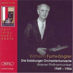 Wilhelm Furtwängler, 1949-1954 [Box Set]
