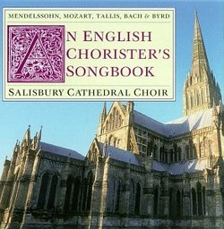 An English Chorister's Songbook