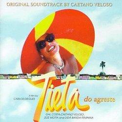 Tieta Do Agresta: Original Soundtrack
