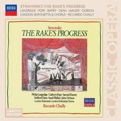 Igor Stravinsky: The Rake's Progress