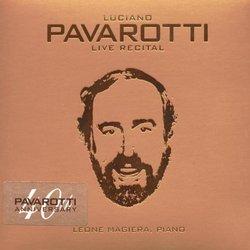 Luciano Pavarotti - Live Recital