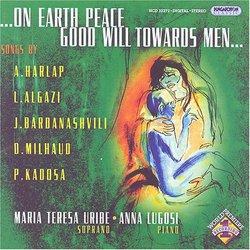 On Earth Peace, Good Will Towards Men