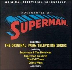 Superman Soundtrack - The Adventures of Superman Original