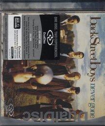 BackStreet Boys Never Gone Duel Disc