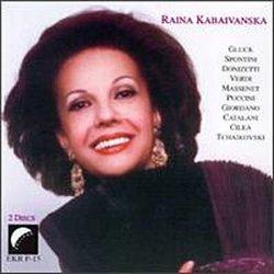 Raina Kabaivanska ~ Arias