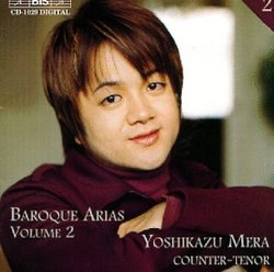 Baroque Arias Vol. 2