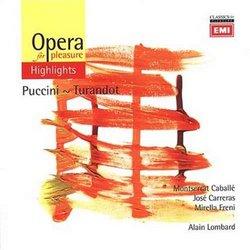 Opera for Pleasure: Puccini's Turandot (Highlights)