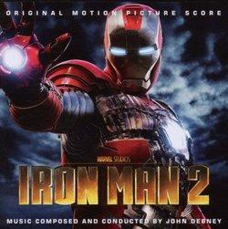 Iron Man 2: Original Motion Picture Score