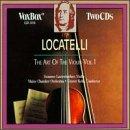 Locatelli: Art of the Violin 1