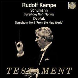 Symphony 1: Spring / Symphony 9: From New World