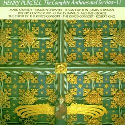 Purcell: The Complete Anthems and Services, Vol. 11
