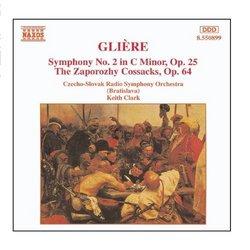 Gliere: Symphony No. 2 / The Zaporozhy Cossacks