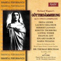 Wagner: Götterdämmerung, Act 2 Complete