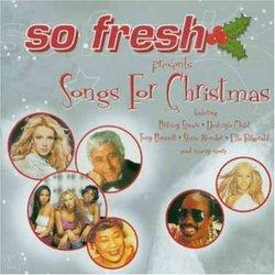 So Fresh Presents Songs for Christmas 2003