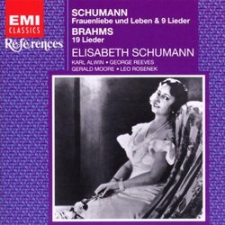 Elisabeth Schumann Sings Robert Schumann & Johannes Brahms