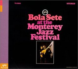 At the Monterey Jazz Festival