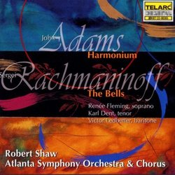 Adams: Harmonium - Rachmaninov: The Bells / Fleming, Shaw