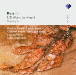 Rossini: Litaliana in Algeri (Highlights)