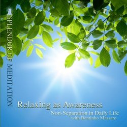 Relaxing as Awareness: Non-Separation in Daily Life with Bentinho Massaro