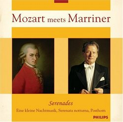 Mozart Meets Marriner: Serenades
