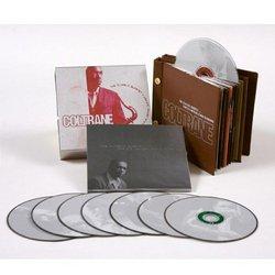 COLTRANE The Classic Quartet: Complete Impulse! Studio Recordings