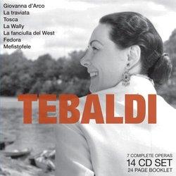Legendary Performances of Tebaldi [Box Set]