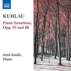 Kuhlau: Piano Sonatinas, Opp. 55 & 88