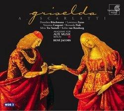 A. Scarlatti - Griselda [Hybrid SACD]