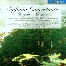 Haydn, Mozart: Sinfonia Concertante