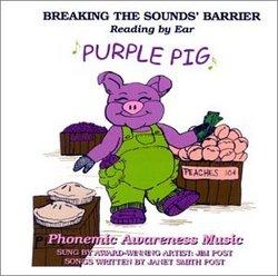Purple Pig Alphabet Songs