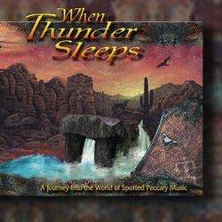 When Thunder Sleeps