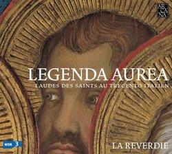 Legenda Aurea: Laudes des Saintes au Trecento Italien