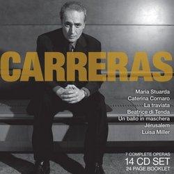 Legendary Performances of Carreras [Box Set]